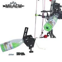 1 комплект, верёвочный горшок с веревкой 40 м, инструмент для рыбалки, Для Составного лука, рекурсивного лука, рыболовные снасти, аксессуары