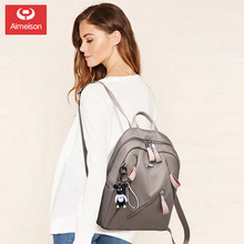 New Oxford cloth backpack fashionable and versatile Travel Backpack waterproof large capacity lightweight backpack women