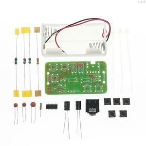 1Set FM Stereo Radio Kits Digital Radio Production Accessories DIY Radio Repair Parts