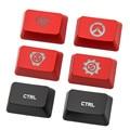 Ersatz Backlit Ctrl Schlüssel Kappe Für Logitech Mechanische Tastatur G810 G910 G413 G512 G Pro Persönlichkeit Transluzenten Keycap