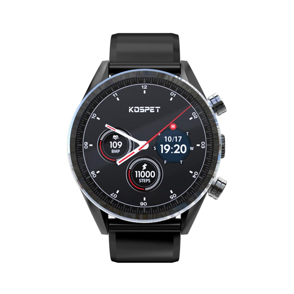 "KOSPET Hope 3GB 32GB Bluetooth Android 7.1.1 1.39"" 4G smartwatch men IP67 Waterproof MT6739 Camera Business Smart Watch Phone"