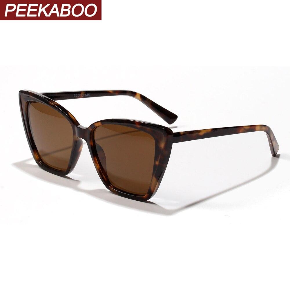 NEW Oversized Cateye Sunglasses Vintage Style Tortoise