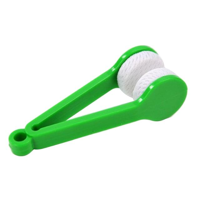Mini Soft Eye Glasses Lens Cleaning Brush Cleaner Wipe Microfiber Spectacles Eyeglass Eyewear Cleaner Screen Rub Dropshipping