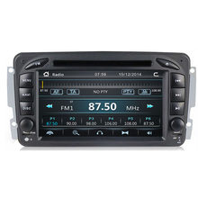 Car Stereo Redio Multimedia Player for Mercedes/Benz/W209/W203/M/ML/W163/Viano/W639/Vito GPS Navigation IPS(China)