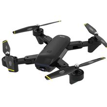 SG700-D 2.4GHz 4CH Wide-Angle WiFi HD 720P Optical Flow Dual Camera Quadcopter