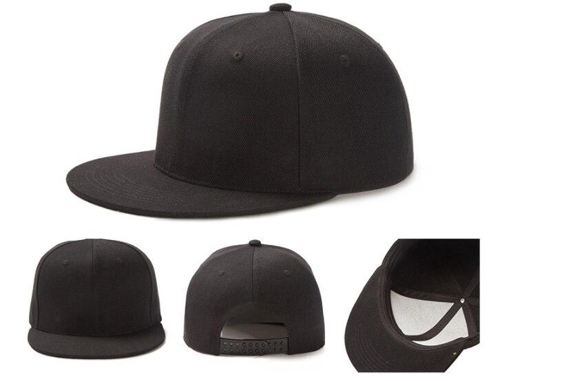 8 kolorów! Czapki damskie jednokolorowa czapka bejsbolowa czapki z daszkiem czapki Casquette wyposażone Casual Hip-Hop tata czapki dla mężczyzn kobiety Unisex