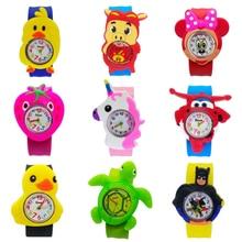 wholesale 2019 new children's Clock student children boys girls kids wa