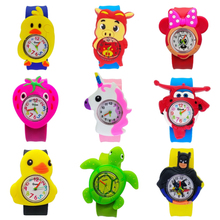 wholesale 2019 new children's Clock student children boys girls kids wa