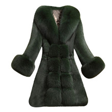 2021 Fashion Winter Coat Women Warm Plush Solid Color Faux Fur Coat Indie Ins Style Jacket Thick Wine Black White Streetwear