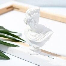 Скандинавская современная маленькая пластырь статуя Декор искусство