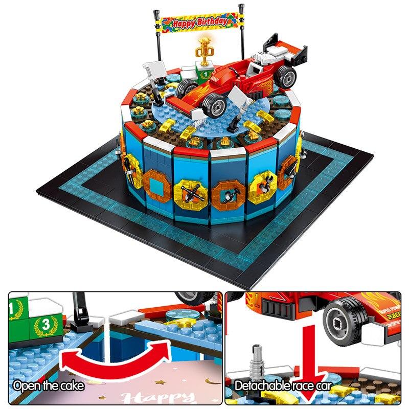 sembo novo bolo de aniversario brinquedos presente 05