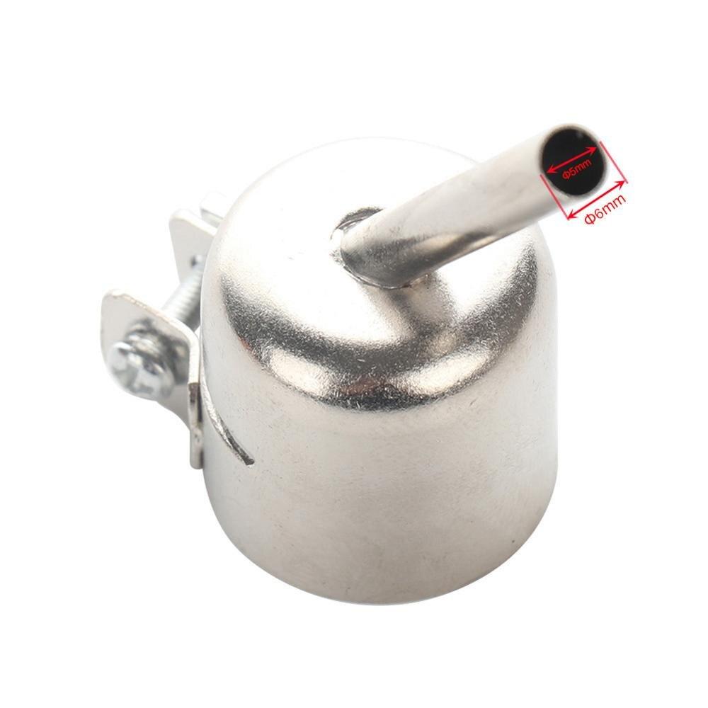 Universal Leister Vinyl Welding Blower Tool Soldering Welding Nozzle Accessories For Welding Civil Engineering Stainless Steel
