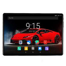 Soepel/Snelle Voor Video 10.1 Tablet Screen Mutlti Touch Android 9.0 4 Core Ram 2Gb Rom 32Gb camera Wifi 10 Inch Tablet + Gratis Geschenk(China)