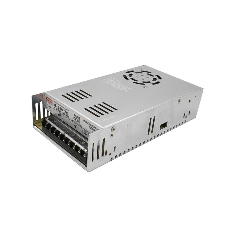 High quality AC Switching Power Supply S-350W S-250W AC input 100v-120v 200v-240v  DC output 12V/24V/36V/48V/60V CE ac dc-1