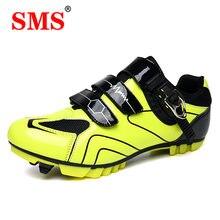 Sms обувь для велоспорта улицы с двойной пряжкой mtb шоссейного
