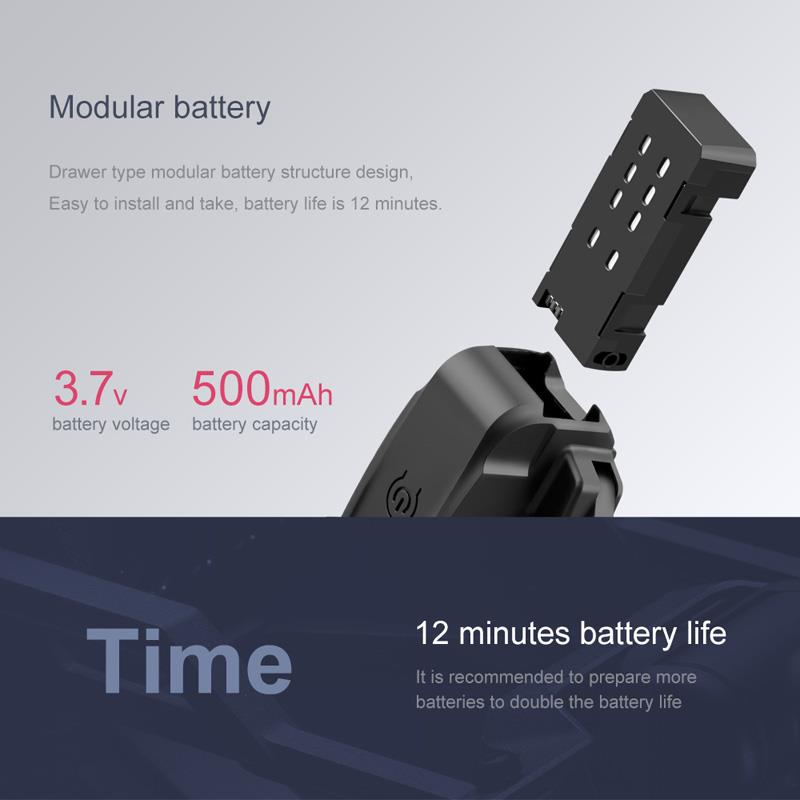 lowest price HD Camera Altitude Hold Mode Foldable RC Drone Mini WiFi FPV With 4K 1080P Aerial Fixed-Height Quadcopter