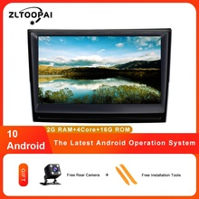 ZLTOOPAI Car Multimedia Player Android 10 For Porsche 911 997 Cayman Boxter Car GPS Navigation Auto Radio Stereo Heat Unit SWC