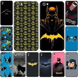 SuperHero Batman Silicone Phone Case for OPPO Reno 2 Z 10 X Ace 2F 2Z 3 Pro Realme 2 A5 3 5 Pro Q X2 XT X50 X Lite