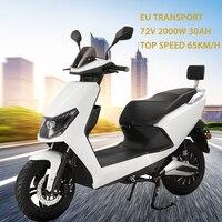 BENOD 2000W Electric Motorcycle Scooter 65KM/H Electric Scooter Vehicle Electric Bicycle With CE Bicicleta Eletrica EU Transport 1