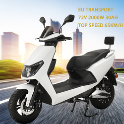 BENOD 2000W Electric Motorcycle Scooter 65KM/H Electric Scooter Vehicle Electric Bicycle With CE Bicicleta Eletrica EU Transport