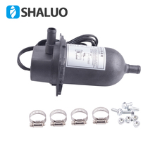 AC110V 220V Self-circulating Diesel Generator Water Heater Engine preheater electric water jacket heater thermostat genset parts