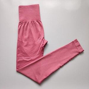 Image 5 - Женские Бесшовные Леггинсы Nepoagym Hyperflex, женские леггинсы для фитнеса, спортивные Леггинсы для йоги, женские брюки, спортивные Леггинсы с высокой талией