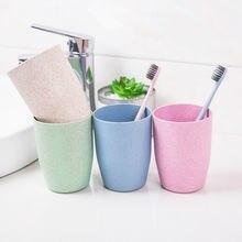 1 шт Экологичная небьющаяся многоразовая Питьевая чашка для