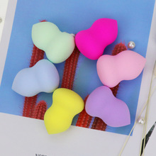 1pcs Cosmetic Puff Powder Puff Smooth Women's Makeup Foundation Sponge Beauty Make Up Tools Accessories Water-drop Gourd TSLM1 недорого