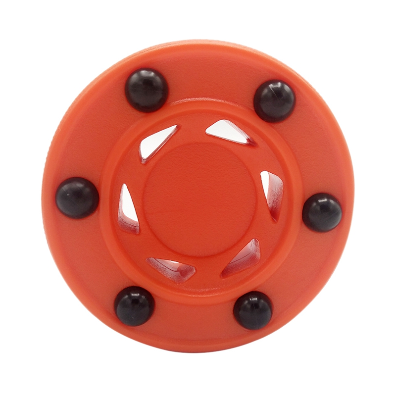 Hockey Durable Abs Practice Puck For Ice Hockey Training