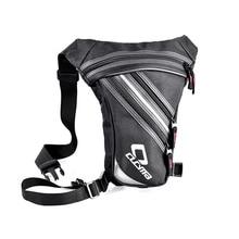 Motorcycle Outdoor Sport Leg Bag Hip Drop Fanny Pack Waterproof Waist Travel Reflecting bands