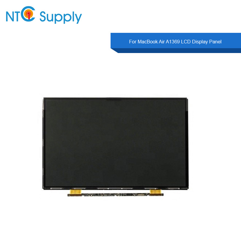 NTC alimentation pour MacBook Air A1369 NT133WGB-N81 13.3 pouces 1440x900 LCD panneau d'affichage 100% testé bonne fonction