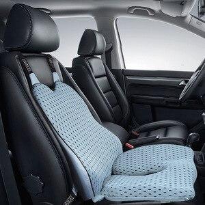 Image 1 - Auto Kussen Seat Ondersteuning Kussen Terug Kussen En Hip Pad Verlichten Wervelkolom Pijn Verlichten Stuitje En Taille Druk Lange Tijd zitten