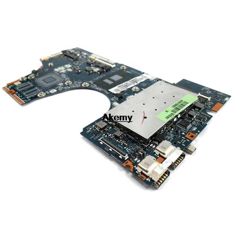 Материнская плата для ноутбука lenovo YOGA 710-14ISK LA-D471P 5B20L47383 с i5-6200U процессором UMA 100% протестированная работа