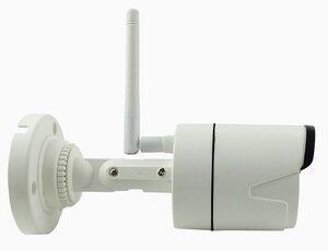 Image 2 - 5MP 2MP 통합 마이크 오디오 WIFI 무선 IP 총알 카메라 2592*1944 1080P IRC 최대 128G SD 카드 CMS XMEYE ICsee P2P RTSP