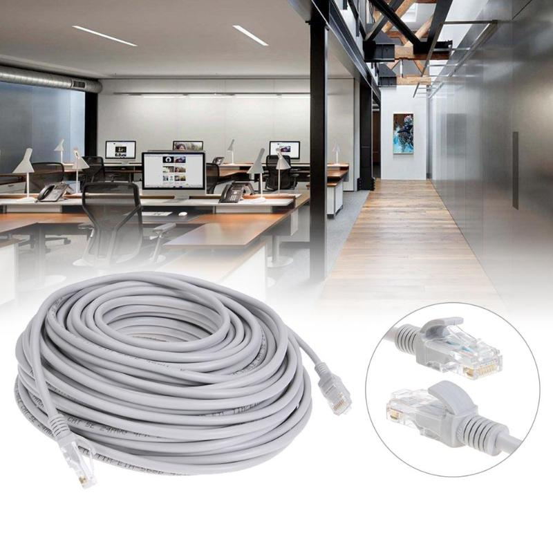 1/1.5/2/3/5/10/15/20/25/30m Ethernet Cable High Speed RJ45 Network LAN Cable Router Computer Cables Network LAN Cable