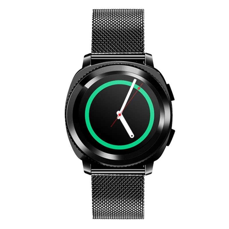 Tüketici Elektroniği'ten Akıllı Saatler'de L2 akıllı saat Mtk2502 akıllı saat Ip68 su geçirmez Bluetooth çağrı kalp hızı uyku izleme spor saat title=