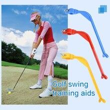 1шт гольф качели тренер новичок жест выравнивание гольф запястье контроль качели тренировка помощь осанка руководство инструмент спорт принадлежности