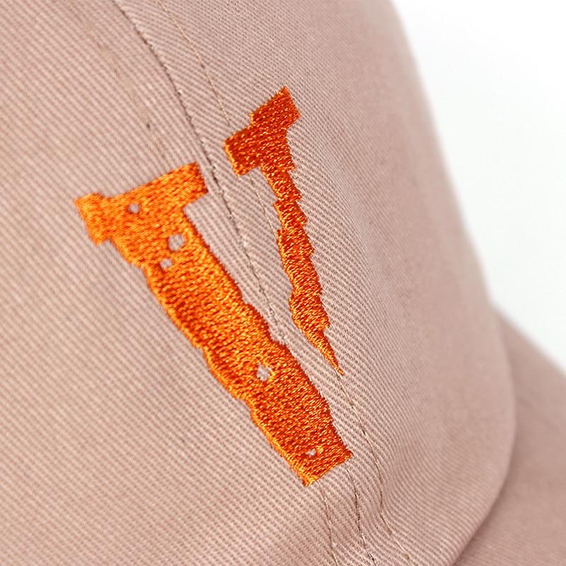 Kanye West V Live 100% Cotton letter embroidery Baseball Dad Hat  6
