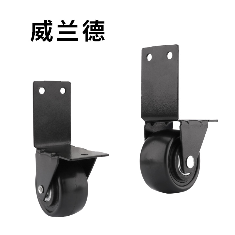 Luggage  suitcase replacement wheel luggage accessories Aircraft box rolling Directional wheels