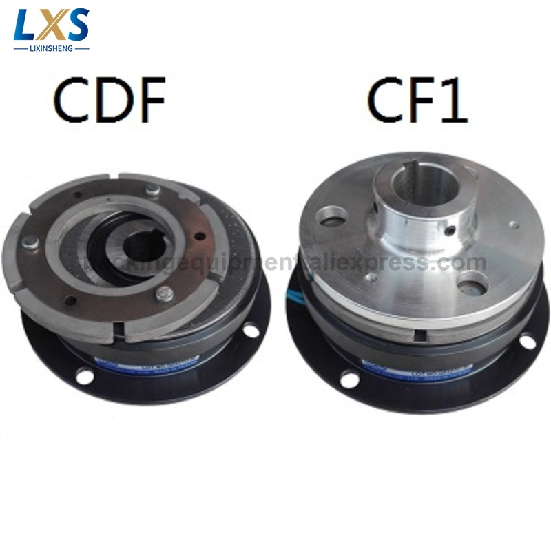 100% Original Taiwan CHAIN TAIL Dry Single-plate Electromagnetic Clutch CDF0S6AA/A0(dia 15) Fixed-cylinder