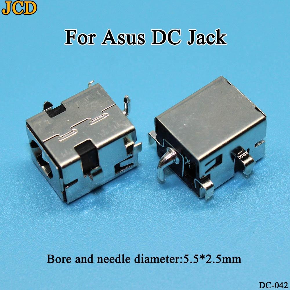 Разъем питания JCD для Asus A52, A53, K52, K53, X52, X53, X54, X55, X43, X42, U52, U30, U47, U50, 1 шт./партия