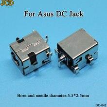 JCD 1pc portable 2.5mm cc | Nouveau Jack d'alimentation, pour Asus A52 A53 K52 K53 X52 X53 X54 X55 X43 X42 U52 U30 U47 U50