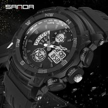 SANDA Brand Wrist Watch Men's W