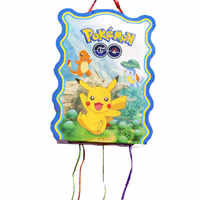 Pokemon Party Pinata party decorations party toys party games for kids birthday parties themed events
