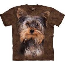 Men women casual home cute dog pattern short tshirt Funny pet short sleeve Personalized fashion wear tops