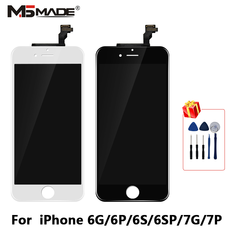 AAA+++ Quality LCD Display For iPhone 6 Touch Screen Replacement For iPhone 6S 6 Plus 7 No Dead Pixel For iPhone 7 Plus Display image