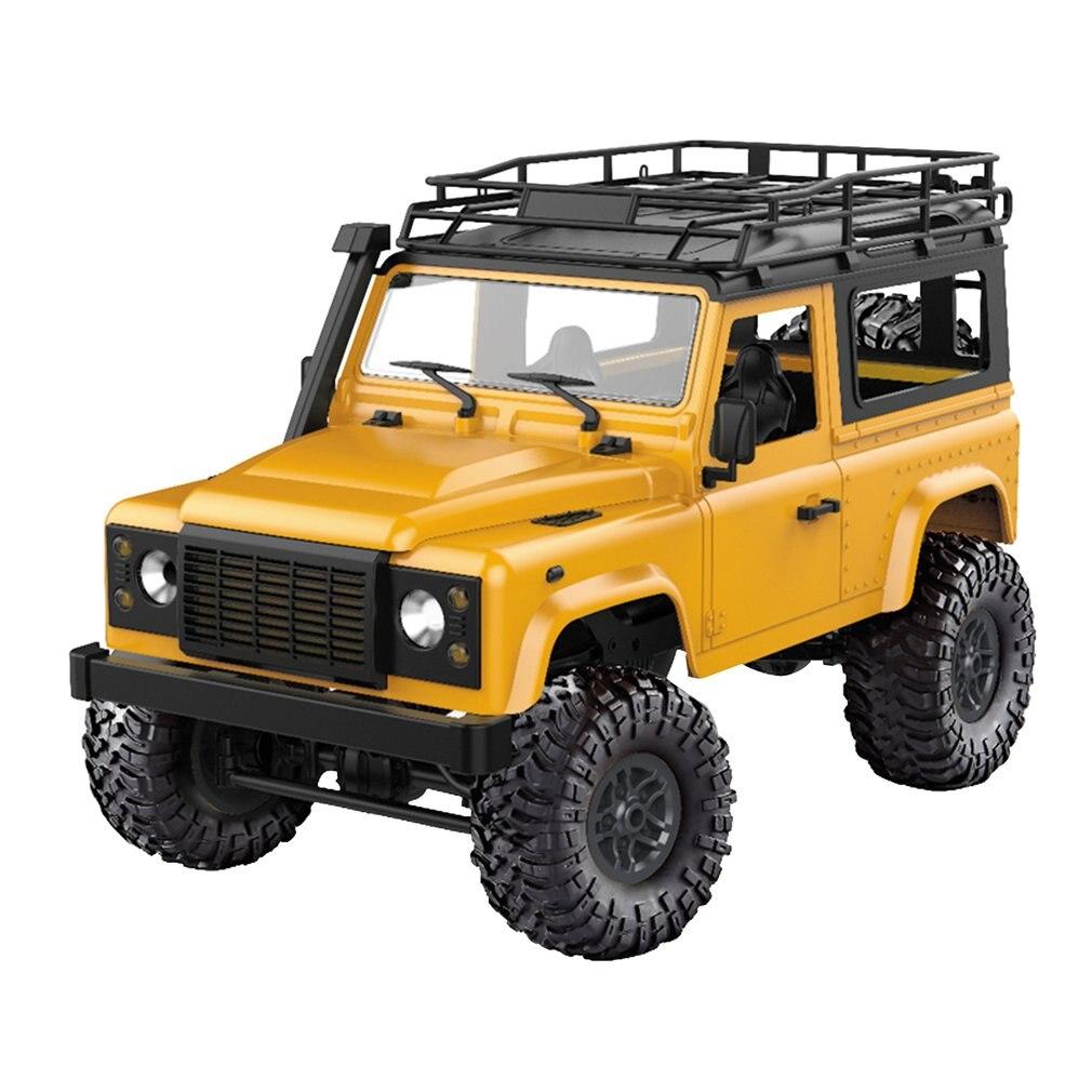 1:12 MN-90 RC Гусеничный Автомобиль 2,4G 4WD пульт дистанционного управления большой фут внедорожный гусеничный военный автомобиль модель RTR Дистан...