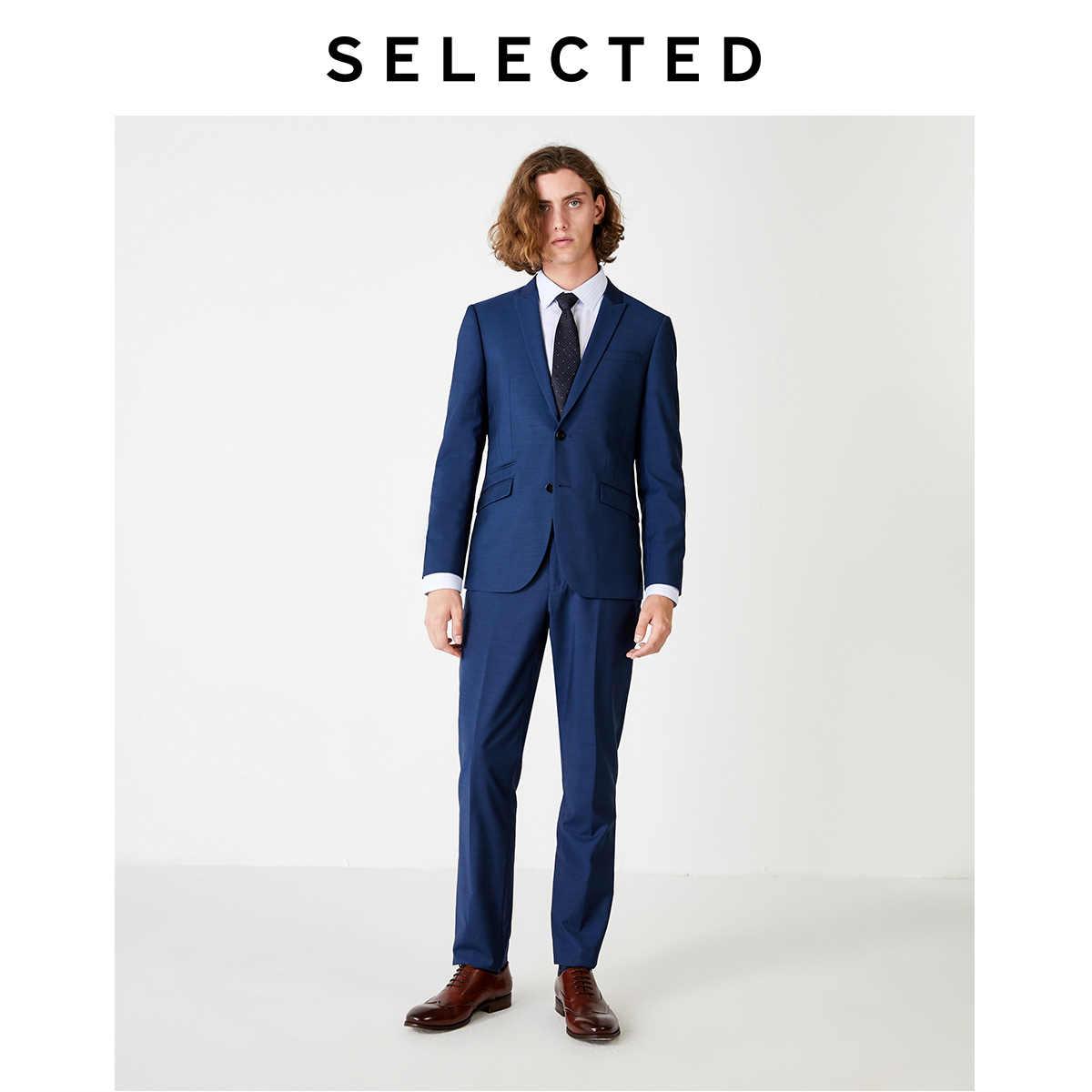 נבחר גברים של 100% כותנה Slim Fit פסים ארוך שרוולים חולצת T | 419305576