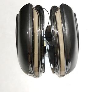 Image 2 - VWGolf ため 6 ゴルフ 6 MK6 GTI6 Rline ダイナミックウインカーサイドミラーインジケータ R20 Led ターン信号光トゥーランボラのパサートの襟
