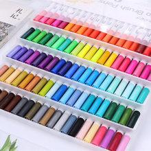 Podwójny pędzel końcówki długopisy 12/24/36/48/60 kolory zestaw markerów przenośne napisy markery/pióro do rysowania dostaw sztuki